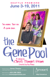 The Gene Pool (Poster)