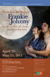 Poster: Frankie and Johnny and the Clair de Lune