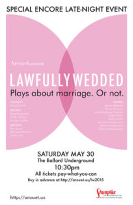 Lawfully Wedded Poster